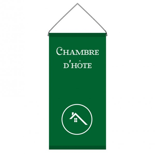 Plv chambre d 39 h te mod le 23 supports publicitaires for Box chambre hote