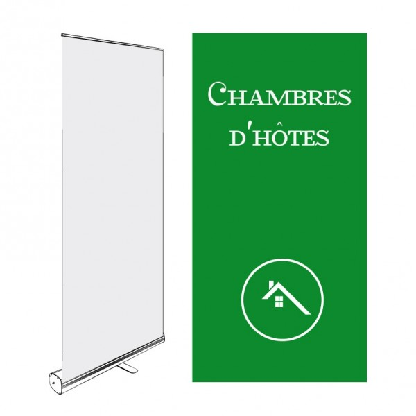 Plv chambres d 39 h tes mod le 24 supports publicitaires for Box chambre hote